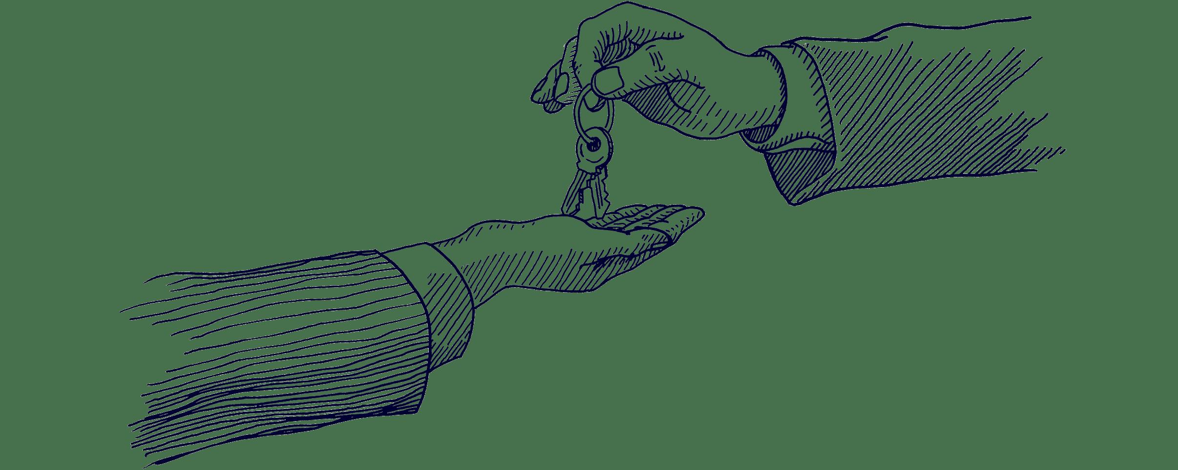 Unternehmensnachfolge & Stiftungsrecht | Haslinger / Nagele, Illustration: Karlheinz Wasserbacher