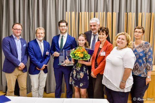 Gewinner Umwelt- und Technikrechtspreis