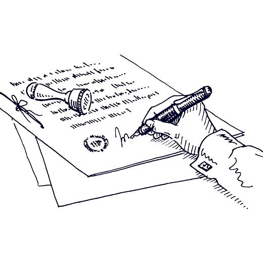 Unternehmens- und Gesellschaftsrecht | Haslinger / Nagele, Illustration: Karl-Heinz Wasserbacher