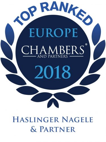 Logo Europe Chambers and Partners 2018