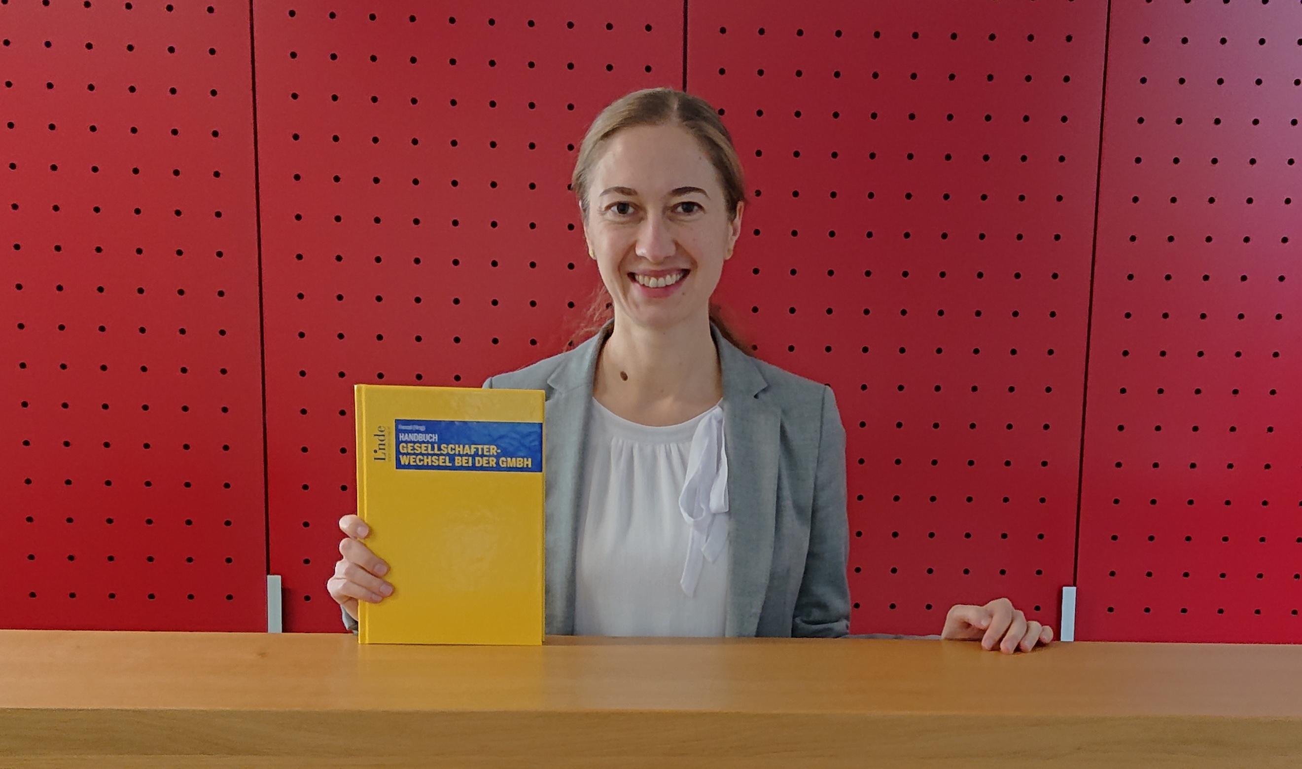 Theresa Haglmüller_Gesellschafterwechsel bei der GmbH